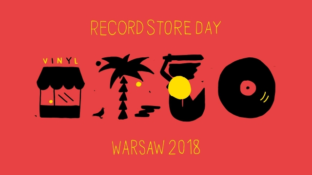 Record Store Day Warsaw 2018