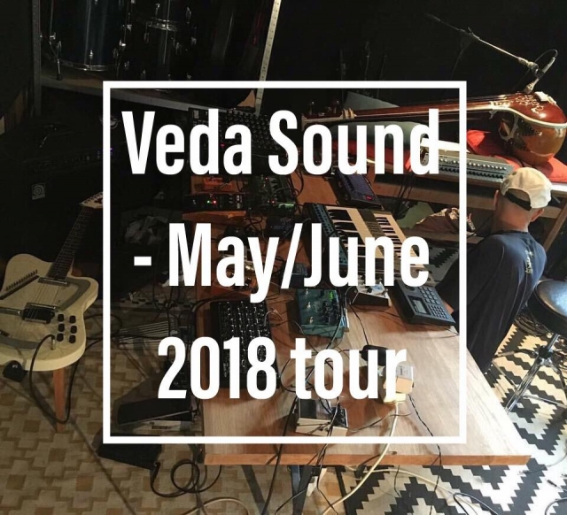 Veda on tour!